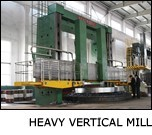 heavy vertical mill